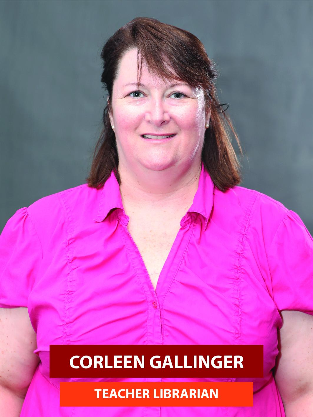 CORLEEN GALLINGER