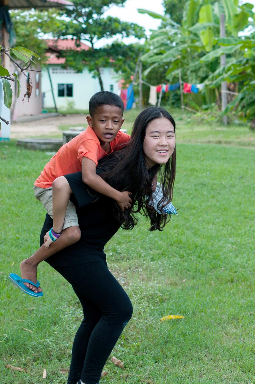 From Sai Gon Junior Activist to Top SKY University
