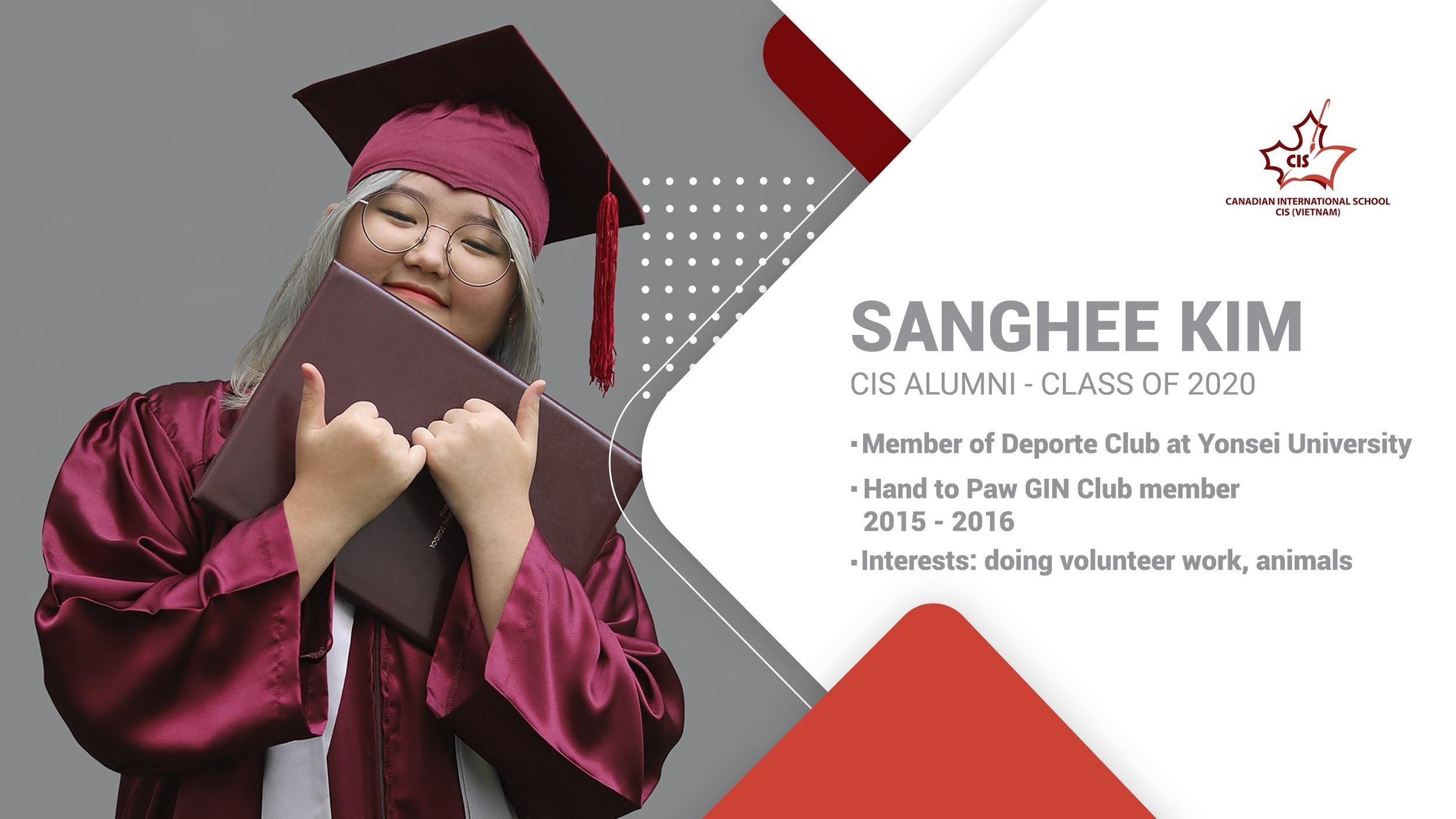 "CIS student enters the top ""SKY"" university"